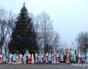 Столинский ГДК объявил конкурс Дедов Морозов и Снегурочек