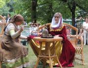 Класічны вечар ХIХ стагоддзя ладзяць у радзівілаўскім парку