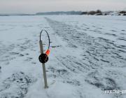 Активизировались любители зимней рыбалки