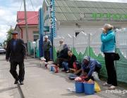 В Столине продовольственный рынок работает всего 3 дня в неделю