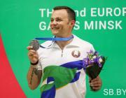 Пинчанин выиграл серебро на Европейских играх