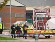 В Великобритании в фуре обнаружили 39 тел