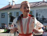 Фестиваль уличного творчества открылся в Пинске