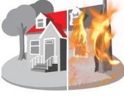 На Лунинетчине пожаров стало меньше, ущерб от них – больше