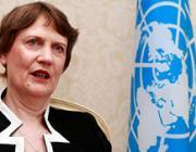 Администратор ПРООН Хелен Кларк прибыла в Беларусь с визитом