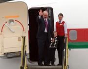 Лукашенко направился с рабочим визитом в Казахстан
