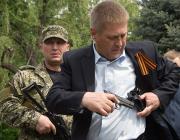 «Народный мэр» Славянска подтвердил задержание четверых наблюдателей ОБСЕ