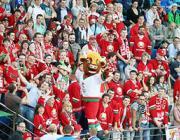 Более 2,5 млн человек присутствовали на матчах, в фан-зонах и зонах гостеприимства ЧМ-2014 в Минске