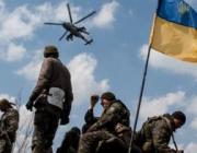 Возле Славянска идет активная наступательная фаза АТО