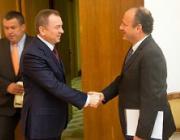 Вопрос отмены санкций к Беларуси затронут на встрече Макея с представителем госсекретаря США
