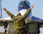 Небо Беларуси в мае контролировали российские летчики