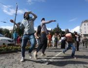 МИД: В Беларуси с большой обеспокоенностью восприняли ситуацию вокруг российского посольства в Киеве