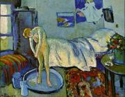 Под «Голубой комнатой» Пикассо обнаружили портрет неизвестного