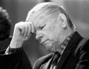 Сегодня исполняется 90 лет со дня рождения Василя Быкова