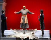 Спектакль Купаловского театра «Пан Тадеуш» показали в Париже