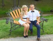 В Гродненском парке установили скамейку примирения