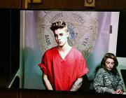 Джастина Бибера осудили на два года условно за вандализм