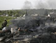 Сепаратисты сообщили о разгроме военной колонны под Луганском: 30 погибших, более сотни раненых