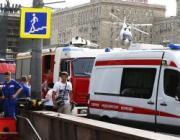 Несколько человек погибли при аварии в московском метро