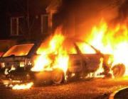 В Минском районе стали угонять «Жигули» и сжигать их в лесу