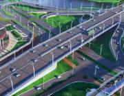 Новую развязку на проспекте Независимости начнут строить в 2015 году