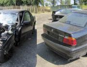 В Минске работник автомойки угнал авто своего начальника
