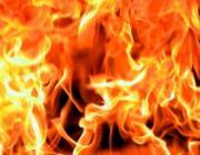 Под Лидой сгорела льносушилка вместе со всем урожаем