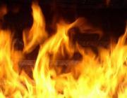 В Пинске горела котельная ООО «Стройдеталь»