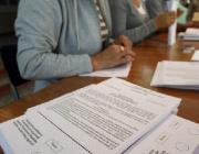 В Лунинце завершено формирование участковых комиссий по выборам