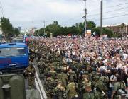 За «Новороссию» воюют чеченские солдаты