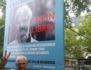 В Париже Алесь Беляцкий был принят в мэрии и МИДе Франции