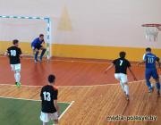 Мини-футбол. После 29-го тура МФК «Базар» обеспечил себе место в высшей лиге