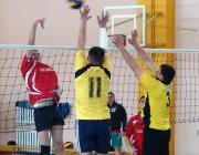 Чемпионат Лунинецкого района по волейболу: три команды идут вровень