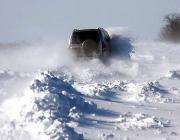ДТП из-за снежных заносов: травмированы двое жителей Столинщины