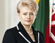 Президент Литвы сравнила Путина с Гитлером и Сталиным
