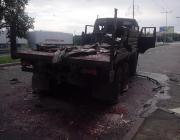 Украинская авиация разбомбила тренировочный лагерь боевиков в Ясенах под Луганском