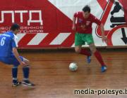 22-й тур чемпионата по мини-футболу: «Гранит» - «Форте», «Дорожник» - «Базар»