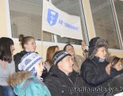 Рождественский турнир по хоккею выиграл ХК «Лунинец»