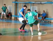 По результатам игр по мини-футболу на кубок воинов-афганцев лидирует Лунин