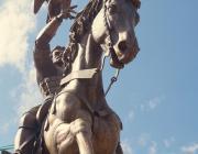Памятник князю Ольгерду установили в Витебске