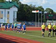 «Гранит» обыграл минчан в домашней игре и остаётся лидером в первой лиге (видеообзор)