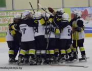 В 1-м международном турнире по хоккею «Gravis Cup» победил ХК «Пинск»