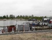 Паромную переправу, которая соединит Лунинетчину и Столинщину по водному пути, планируется открыть в июле