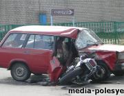Мотоциклист, попавший в ДТП на Мелиоративной, скончался  в реанимации