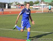 ФК «Гранит» одержал крупную победу в товарищеском матче над «Волной»