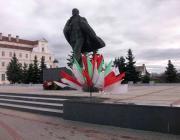 День Октябрьской революции в Пинске отметят на официальном уровне