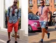 Гид по моде: самые модные мужские шорты 2014 года