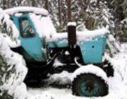 Чтобы попасть к любимой в соседнюю деревню, рабочий «Агрогранита» угнал трактор