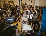 Украина выбрала нового президента. Им стал Петр Порошенко