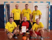 Финишировал чемпионат Лунинецкого района по мини-футболу
